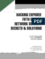 Hacking Exposed Malware & Rootkits Secrets & Solutions Pdf