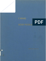 F. Wankel Rotary Piston Machines Classification of Design Principles for Engines, Pumps, And Compressors