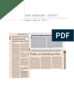 Rassegna Massimo Caputi - Grandi Stazioni, fondata da Massimo Caputi, verso asta dismissioni