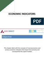 1-1 Economic Indicators