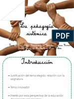 Power La Pedagogia Sistemica