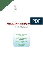 Medicina Integrativa. Dr. r. Santamaría