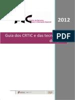 guia dos crtic e das tecnologias de apoio
