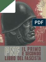 Il Primo e Secondo Libro Del Fascista