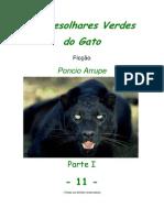 Cap. 11 - OS DESOLHARES VERDES DO GATO, por Pôncio Arrupe