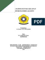 Aspek Radiologi Pada Kelainan Temporomandibular Joint