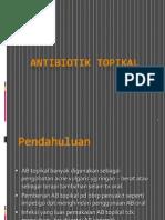 ANTIBIOTIKA TOPIKAL rev.ppt