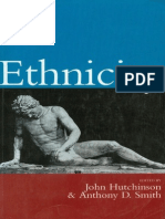 Hutchinson, J. & Smith, A. D. - Ethnicity