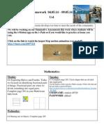 homework  04-05 - 09- 05