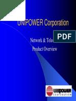 Presentacion Unipower Ingles