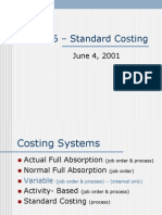 Module6-StandardCosting