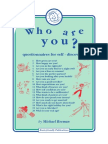 Brain Friendly Publications Who Are You Intermediate Questionnaires
