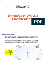5 Uniform Circular Motion