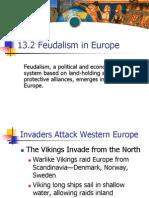 13.2 Feudalism in Europe (1)