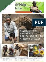 Self Help Africa - 2010 Newsletter