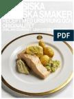 Klassiska Svenska Smaker