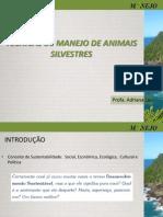 Técnicas de Manejo Para Animais Silvestres