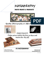 PJ Photo Prints & Products