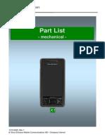 Component of Handset