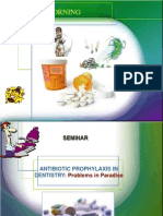 Final Antibiotic Prophylaxis-IV