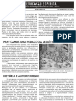007 EDUCAÇÃO ESPÍRITA IPE-CE