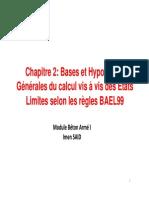 Chap2 BAI Bases Calcul BAEL