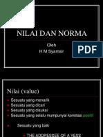 Nilai Dan Norma