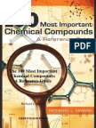 The 100 Most Important Chemical Compounds A Reference Guide~tqw~_darksiderg