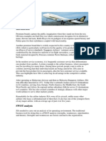 Singapore Airlines Case Study