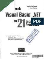 Aprendiendo Visual Basic .Net en 21 Lecciones Avanzadas
