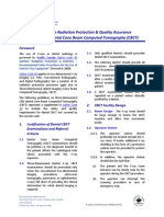 Dental Cbc Trp Guidelines