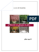 Livro de receitas ACPP