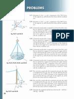 Fuerzas en 3D y Equilibrio de Una Particula en 3D - Estatica de Beer 9Ed