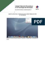 Manual Macbook Wireless