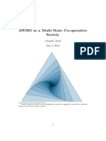 AWHO as a Multi State Co-operative Society
