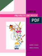 Proyecto de Aula- Maria Claudia Higuita