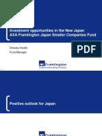 AXA Japan Smaller Companies