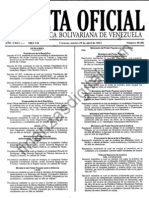 Aumento de Salario Minimo Decreto 935