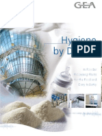 Hygiene Design Powder Processing Plants