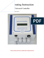 Universal Controller Dr Riss