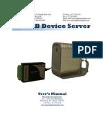 Site USB Device Server Manual