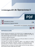 0.- Introduccion Lineas de Espera