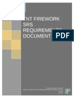 Sample Requirements Document