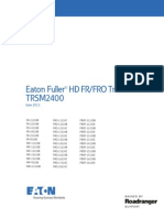 Manual Eaton Fuller FRO