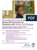 Promoting Success in the School Environment for Students With Sickle