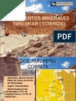 Yacimientos de Cobriza