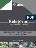 Tecnologias Da Informação e Comunicação (TICs) - Dezembro2008