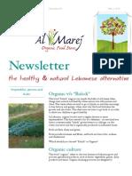 Newsletter #2 AMOFS May 2014