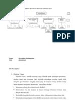 Struktur Organisasi Perusahaan Percetakan
