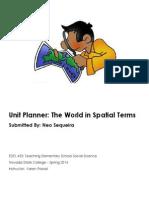 Edel453 Spring2014 Neosequeira Unit Plan Planner